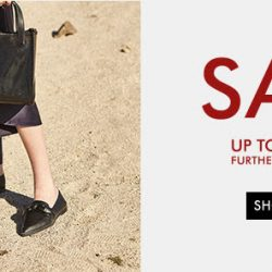 Charles & Keith: Last Week for End of Season Sale with Further Reductions Up to 50% OFF!