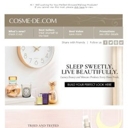 [COSME-DE.com] Still Looking For Your Perfect Skincare/Makeup Products? 👀