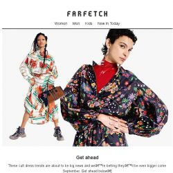 [Farfetch] Summer dresses: 4 trends you'll still love come September