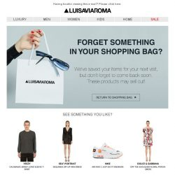 [LUISAVIAROMA] , the best is yet to come!