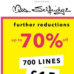 [Miss Selfridge] £15 and under? Def a bit of you 🙌