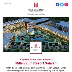 [Hotels.com] Introducing Millennium Resort Salalah
