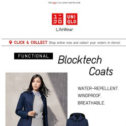 [UNIQLO Singapore] Style with Functions