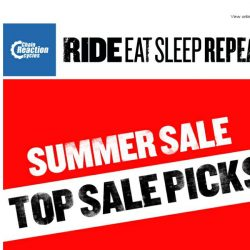 [Chain Reaction Cycles] One Week Only! Top Picks from Summer Sale