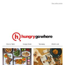 [HungryGoWhere] Snap Up  Red Hot Deals Like 1-for-1 Lunch Buffet from $40++, $9++ Chicken Chop Set Lunch, and More!