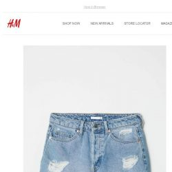 [H&M] Check out our best summer shorts