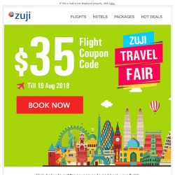 [Zuji] BQ.sg: The Travel Sale of the year!