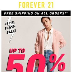 [FOREVER 21] 🍂 PRE-FALL SALE: UP TO 50% OFF 🍂