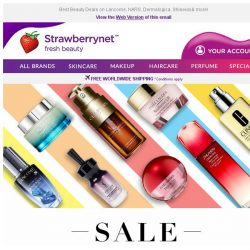 [StrawberryNet] , 24hrs Left for Extra 10% Off All Skincare! Final Call!