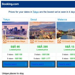 [Booking.com] Prices in Tokyo dropped again – act now and save more!