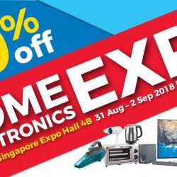 Megatex: Home Electronics Expo with Up to 90% OFF Home Appliances