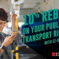 EZ-Link: Get 10% Rebate on Your Transit Rides with EZ-Reload!