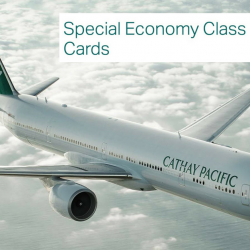 Cathay Pacific: Special Economy Class Fares to 50 Destinations with Citi Cards from SGD228 All-In
