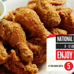 Chir Chir Singapore: National Day Special - Enjoy 20% OFF Your Bill If You Have Both 5 & 3 In Your IC Number!