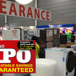 Harvey Norman: Nation Grand Expo with Unbeatable Savings on TVs, Audio Cameras, Home & Kitchen Appliances