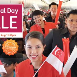 Jetstar: National Day Sale with Sale Fares from S$53 All-In to Bali, Okinawa, Sanya, Darwin & More