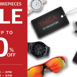 Norbreeze Group: Warehouse Sale with Up to 70% OFF Eyewear & Timepieces from Ray-Ban, Oakley, Timberland & BERING!