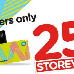 Watsons: Members 1-Day Storewide 25% OFF Sale + 6% Cash Rebate In Stores & Online