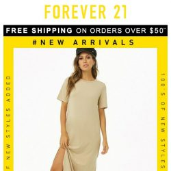[FOREVER 21] 〰️ NEWNESS 〰️