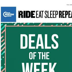 [Chain Reaction Cycles] Deals, Deals, Deals!