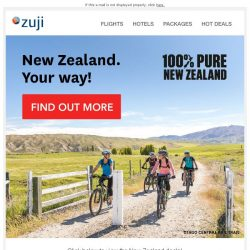 [Zuji] BQ.sg: ZUJI New Zealand Exclusive Deals!