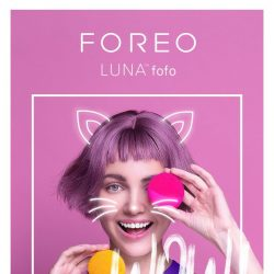[Foreo] Get Selfie Ready Like A Pro: New LUNA fofo Is Here! 😎