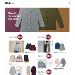 [Muji] MUJI Members' Week: Enjoy Savings while you Shop & Dine!