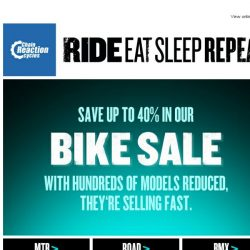 [Chain Reaction Cycles] Bike Sale: Best Selling 🚲