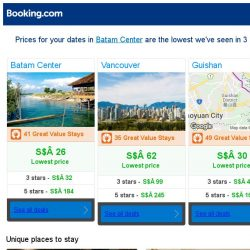 [Booking.com] Prices in Batam Center dropped again – act now and save more!