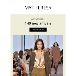 [mytheresa] Just in: Chloé, Gucci and Versace