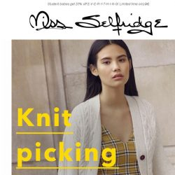 [Miss Selfridge] You need our knitwear edit in your life