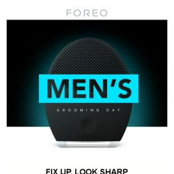 [Foreo] The Gentleman's Club is In Session