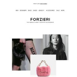 [Forzieri] High-Voltage: Alexander Wang