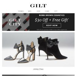 [Gilt] Jimmy Choo | All $59.99 Dresses for 24 Hours Only