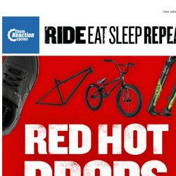 [Chain Reaction Cycles] Red. Hot. [PRICE]. Drops. 🔥