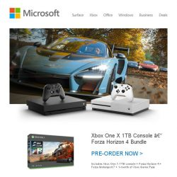 [Microsoft Store] Welcome new Xbox One Bundles