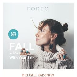 [Foreo] Temperatures Are Falling - So Are Our Prices!