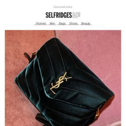 [Selfridges & Co] Bags and shoes to go, please