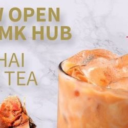 Thai Express: Enjoy Unlimited Flow of Thai Iced Tea at $1 with Any Order of Main Course at AMK Hub Branch!