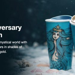 Starbucks: NEW The Anniversary Collection - Updated with Prices!