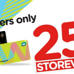 Watsons: Members' ONLY Storewide Sale at 25% OFF + $5 Coupon + POSB 6% Cash Rebates