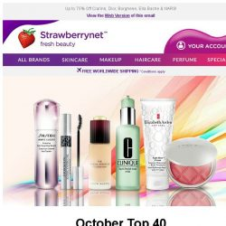 [StrawberryNet] , October Top 40 is Your Awesome Suprise Gift 🎁