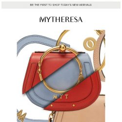 [mytheresa] Make it yours: personalize your Chloé bag