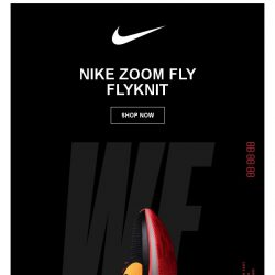 [Nike] Introducing the Zoom Fly Flyknit