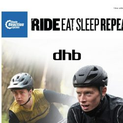 [Chain Reaction Cycles] dhb: it's all about NEW