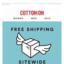 [Cotton On] Want more $$$ for new?