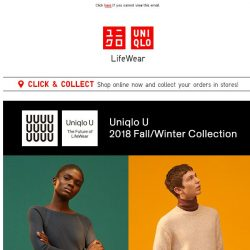 [UNIQLO Singapore] Designer Collaborations You Can't Miss!