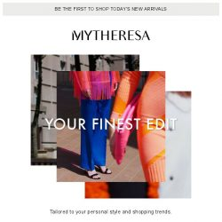 [mytheresa] Most wanted: the pieces you liked this week
