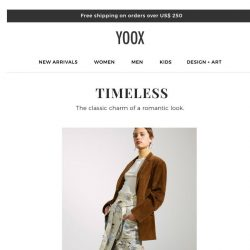 [Yoox] The dress and blazer combo: give it a go!