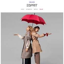 [Esprit] Fashion Tips for All Weather